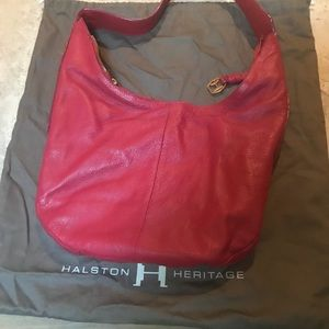 H by Halston Bags - Halston hobo shoulder bag ebcf041aff6aa